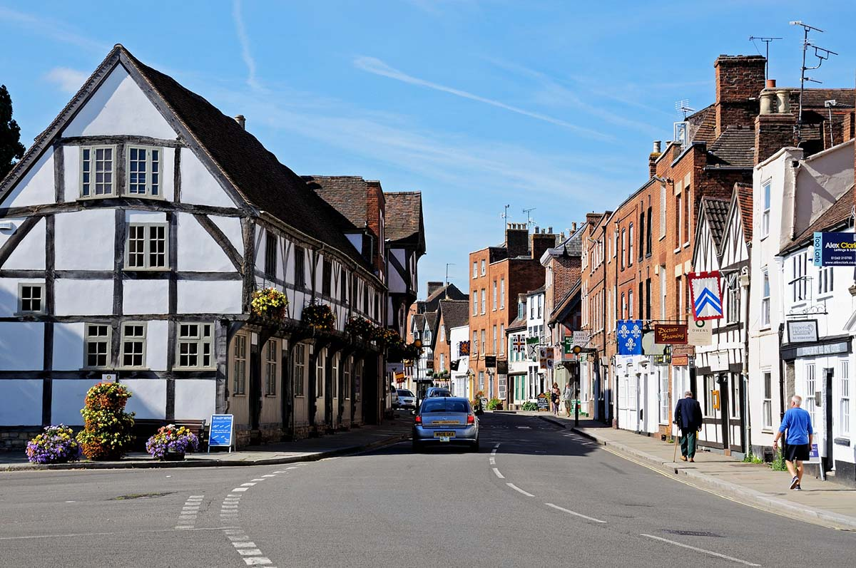 Church Street, Tewkesbury