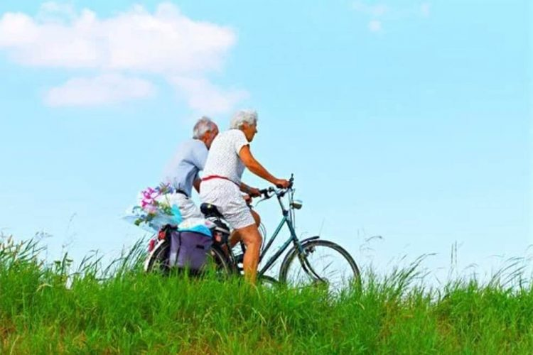 Keeping yourself active into retirement